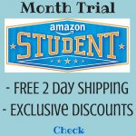 Amazon Student free six month trial