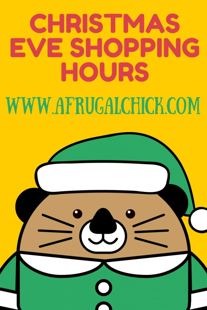 2014 christmas hours stores open christmas eve - Stores Open On Christmas 2014