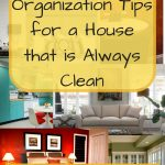 Four Home Organization Tips for a House