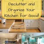 Four Ways to Declutter and Organize Your Kitchen