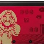 Nintendo 3DS XL New Super Mario Bros 2 Limited Edition Handheld