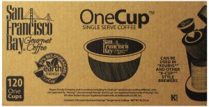 amazon san francisco coffee k cups