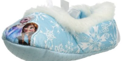 disney frozen slipper