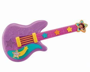 fisher price singing dora guitar
