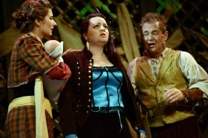 into the woods baker, bakers wife and I