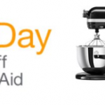 kitchen aid daily deal