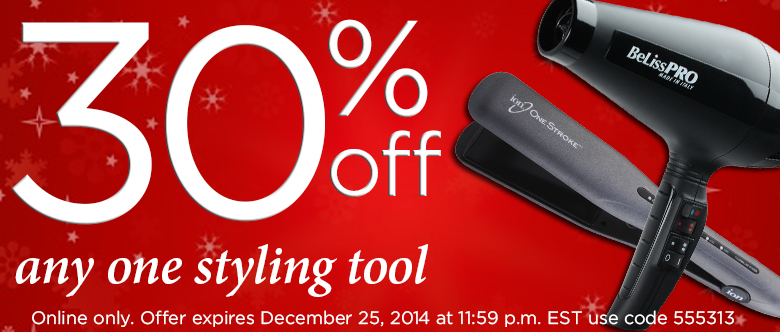 styling-tools-offer sally beauty