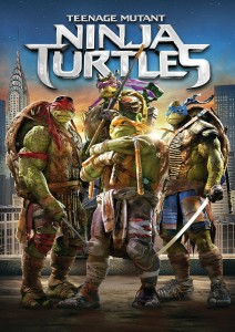 teenage mutant ninja turtle DVD