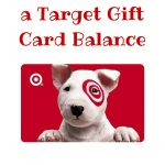 How To Check a Target Gift Card Balance