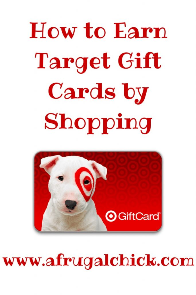 How to Earn Target Gift Cards by Shopping