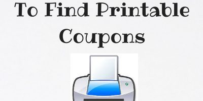The 10 Best Places To Find Printable Coupons