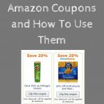 Where To Find Amazon Coupons and How To Use Them