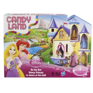 disney princess candy land