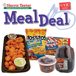 harris teeter meal deal wings