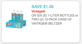 vintage selzter coupon