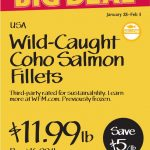 whole foods salmon deal