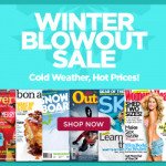 winter blow out sale