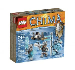 Chima saber tooth tiger