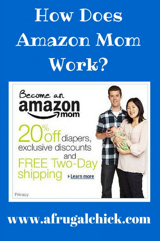 How Does Amazon Mom Work