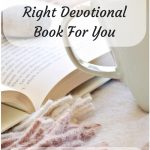 How To Choose The Right Devotional Book