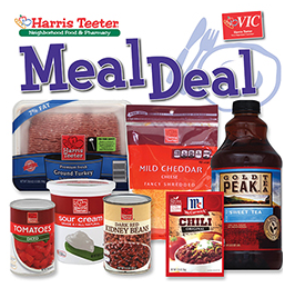 harris teeter meal deal mexican