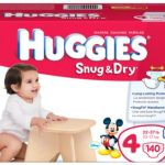 huggies giant pack diapers