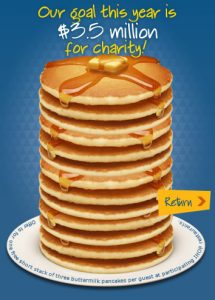 ihop national pancake day 2015