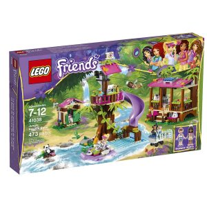 lego friends jungle