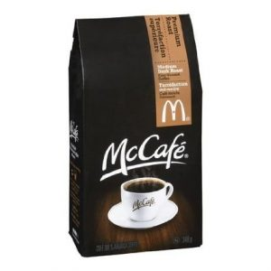 mccafe coffee bag
