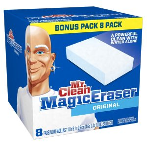 mr clean magic eraser 8 count