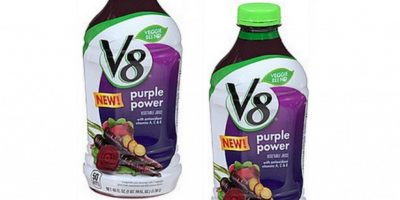 v8 purple power
