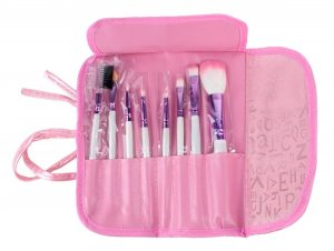 8 piece brush set