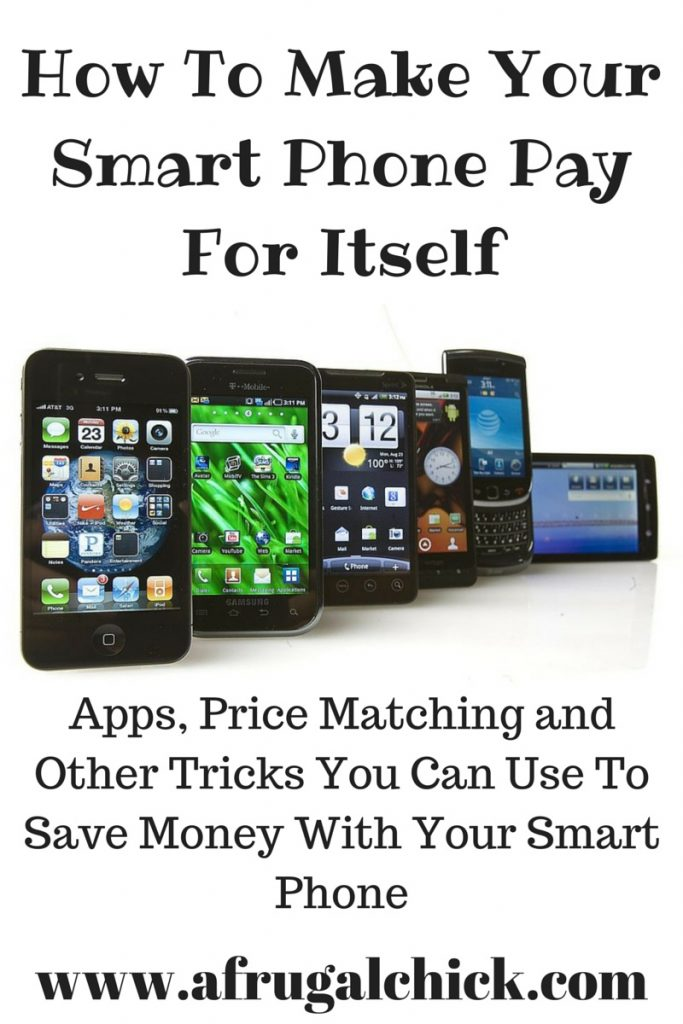 How To Make Your Smart Phone Pay For Itself