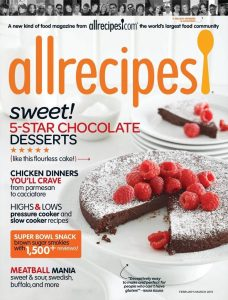 all recipes magazine