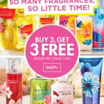 bath and body works spring sale