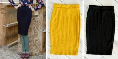 cents of style pencil skirt single