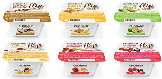 chobani flip greek yogurt