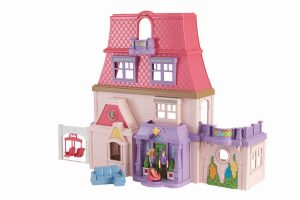 fisher price loving family dollhouse