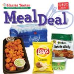 harris teeter meal deal wings chips