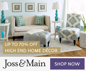 Joss & Main: Free Shipping Today (3/17) Only