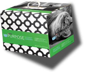 purina purpose cat litter