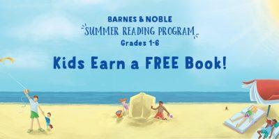 Barnes and Noble Kids Summer Reading Program Means...