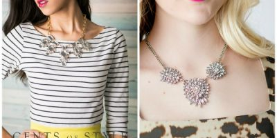 cents of style crystal necklaces