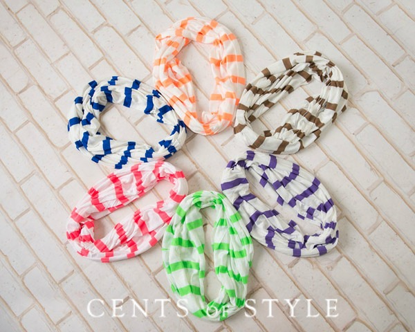 cents of style infinity scarves circle
