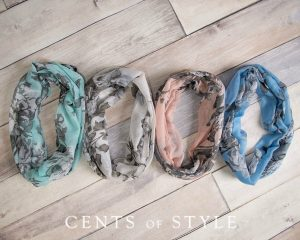 cents of style scarf two