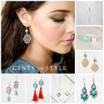 cents of style turquoise