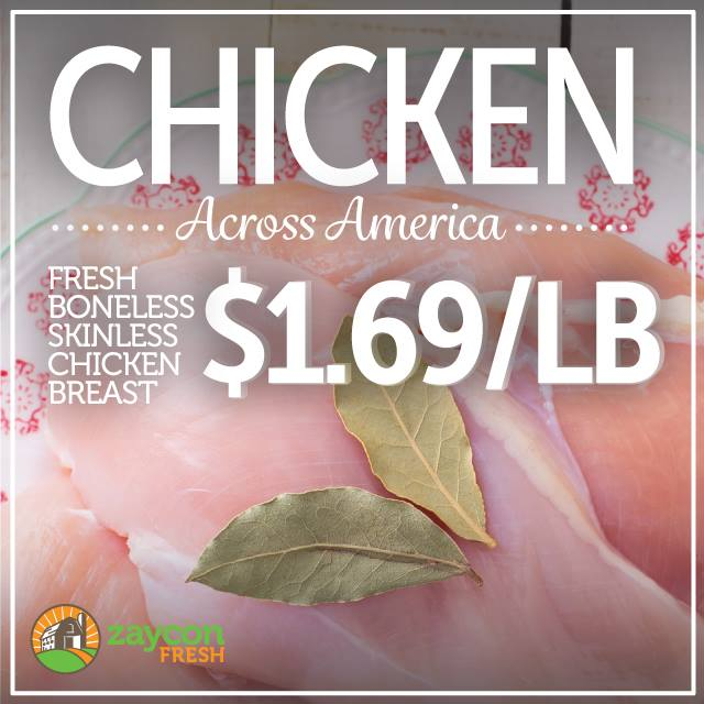 chicken across america