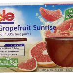 dole grapefruit sunrise