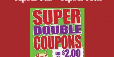 harris teeter super doubles april 2015