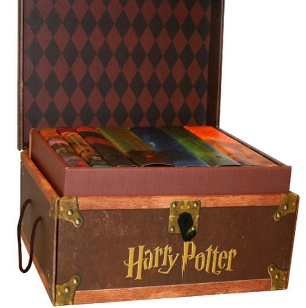 Lowest Price Ever Harry Potter Hard Cover Boxed Set